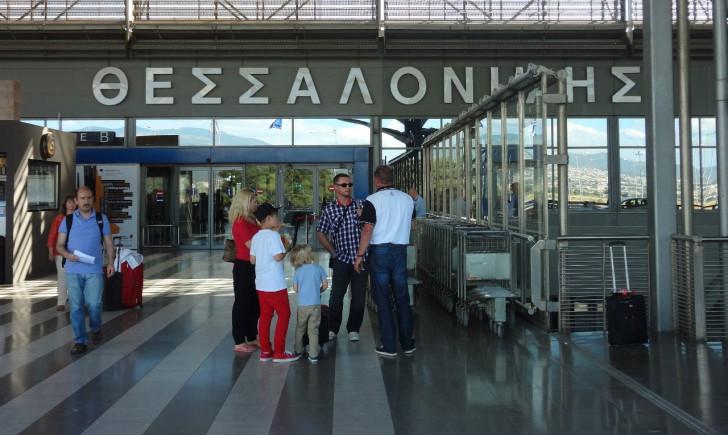 Аэропорт в Македонии