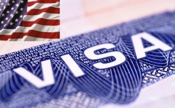 Американская виза, флаг
