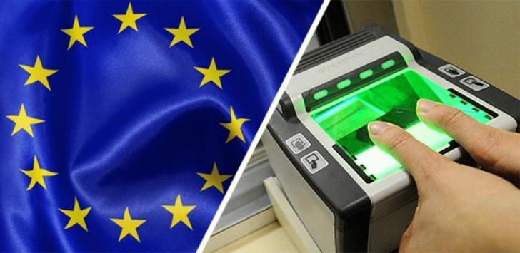 Дактилоскопия на Шенген