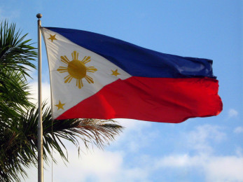 Филиппинский Флаг
