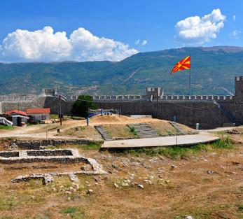 Флаг Македонии