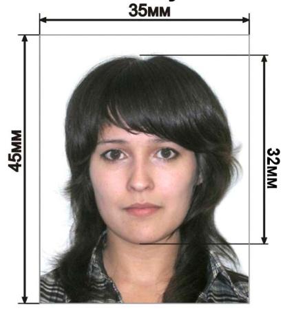 требования на фото на визу в грецию 2016