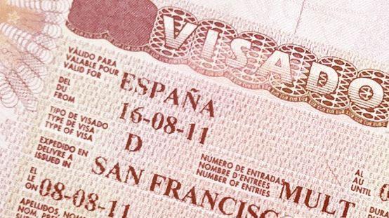 Перенос шенгенской визы в посольстве испании
