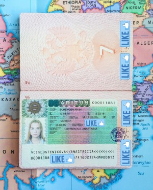 Нидерландская виза