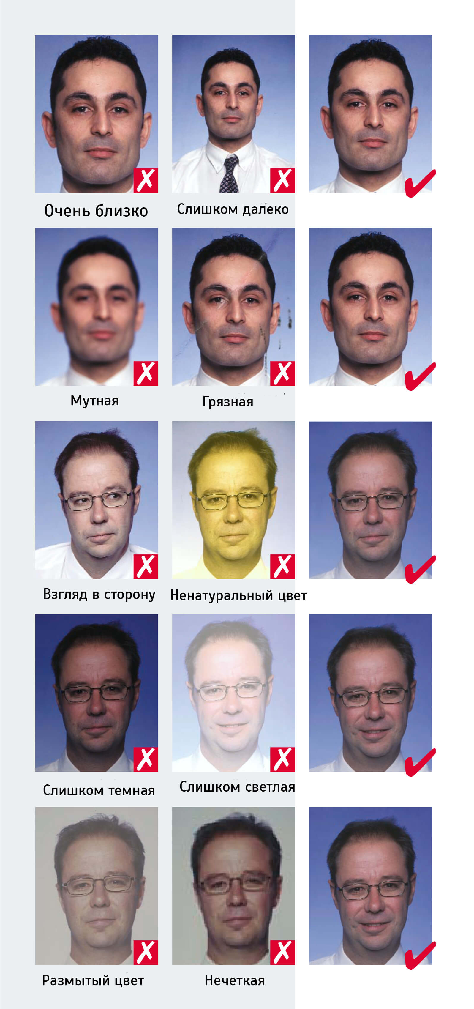 Как сделать фото для шенгенской