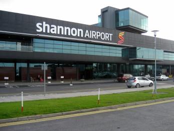 Ирландский аэропорт Shannon
