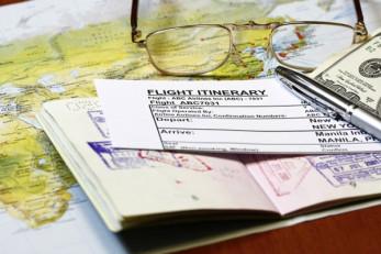 Документы на визу в Румынию