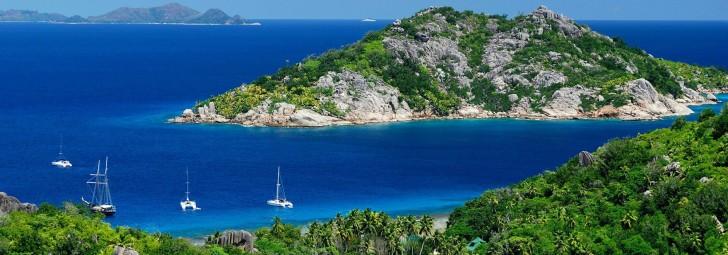 Сейшельские острова, море