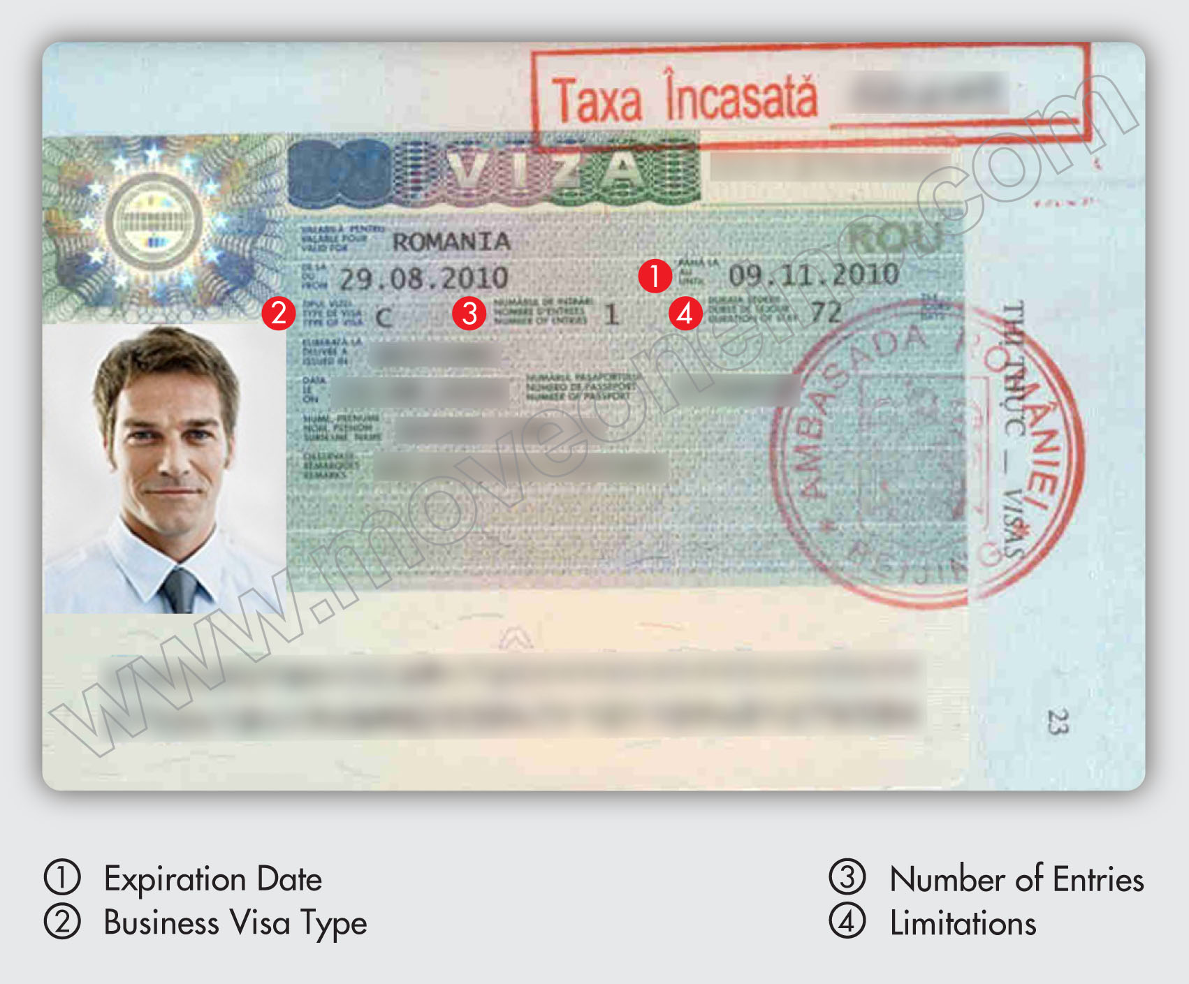 Стоимость визы в хорватию для россиян