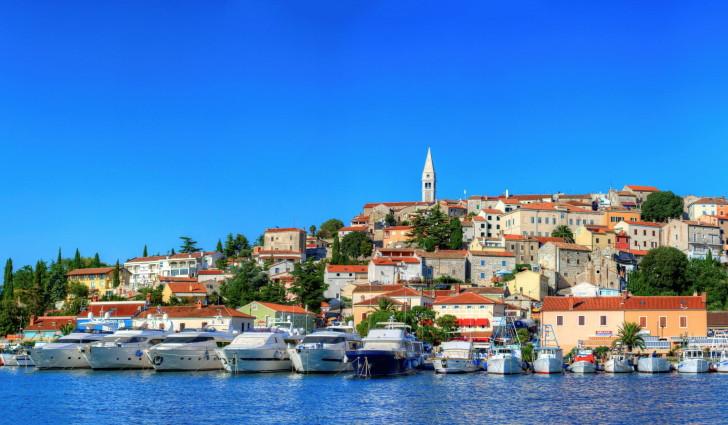 Хорватия, город Врсар