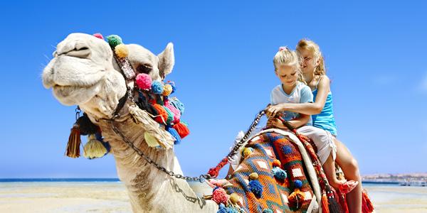 Дети в Египте