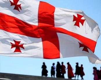 Грузинский флаг