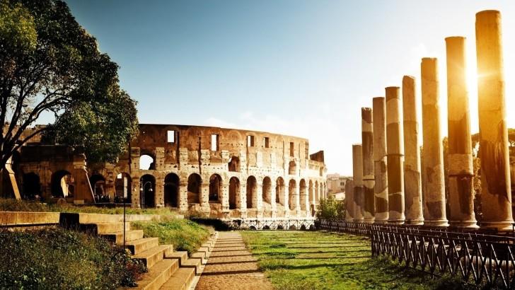 Колизей в Италии, Рим