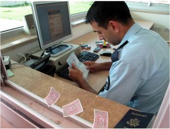Проверка документов на визу в Турцию
