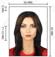 Требования к фото на визу в Грузию