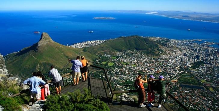 Туристы в ЮАР