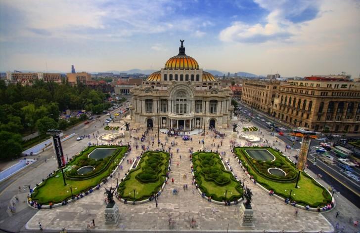 Улица Мексики