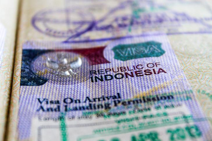 Visa on Arrival - виза по прилету в Индонезию