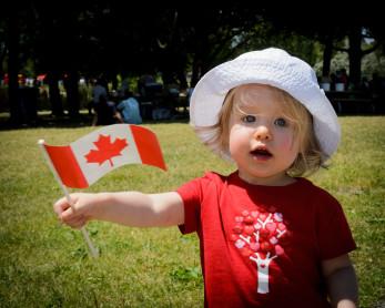 Виза в Канаду для детей