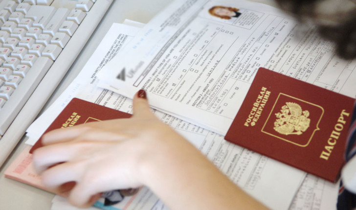 Заполнение анкеты для шенгенской визы