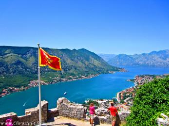 Четверть территории в Черногории занимают природные парки и заповедники