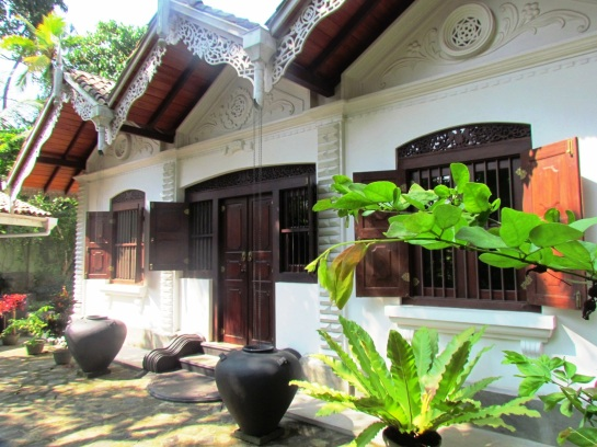 Дом в Шри-Ланке