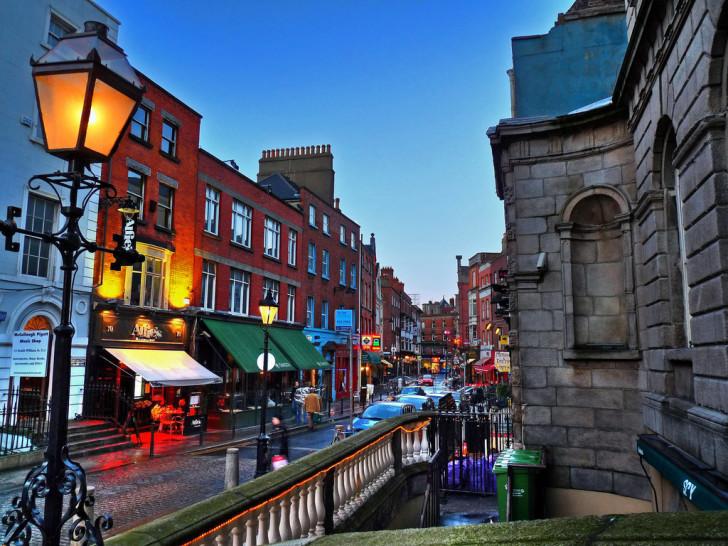 Улицы Ирландии
