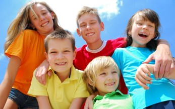Дети на Мальте