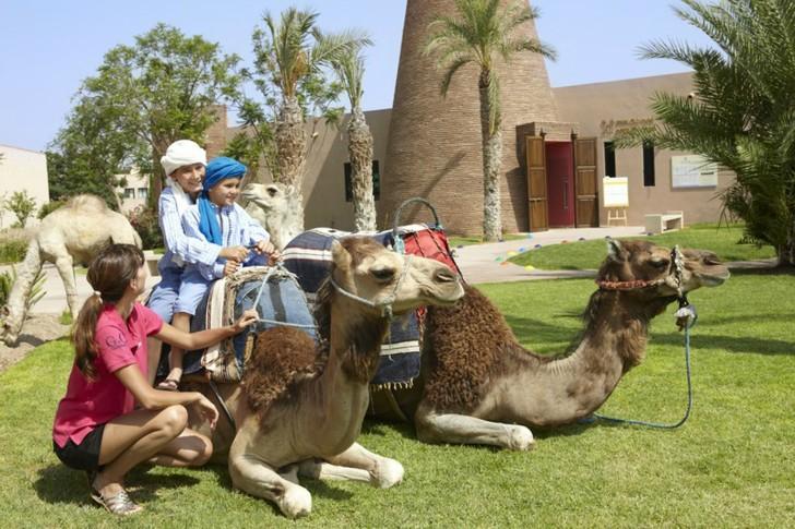Дети в Марокко