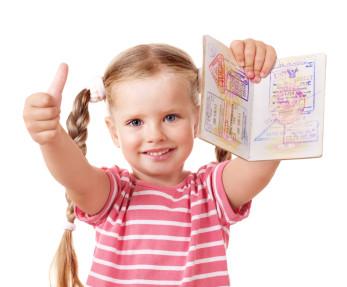 Детская виза в Сингапур