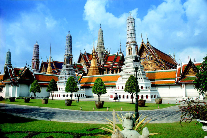 Архитектура Таиланда